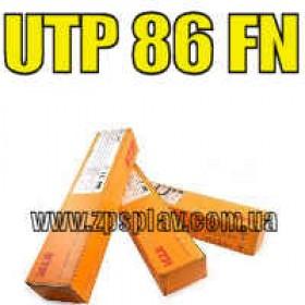 Электроды UTP 86 FN Купить для сварки чугуна у ЗпСплав