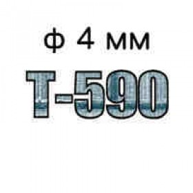 Электроды для наплавки Т-590 диаметр 4 мм